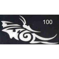 szablon TATTOO 100