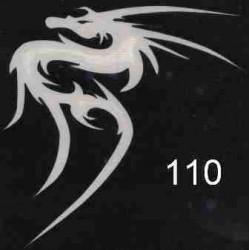 szablon TATTOO 110