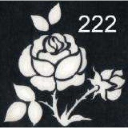 szablon TATTOO 222