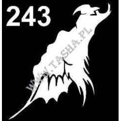 szablon TATTOO 243