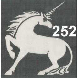 Szablon TATTOO 252