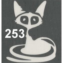 Szablon TATTOO 253