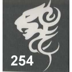 Szablon TATTOO 254
