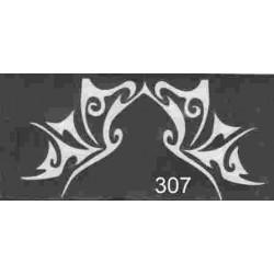 szablon TATTOO 307