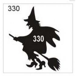 szablon TATTOO 330