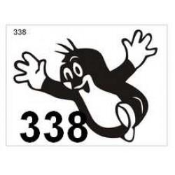 szablon TATTOO 338