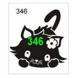 szablon TATTOO 346